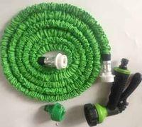 Wholesale Original Green Expandable Flexible WATER GARDEN flexible water HOSE pipe FT FT FT fedex t5425