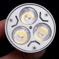 Wholesale led spot light E27 W GU10 MR16 E14 V white warm white high power spotlight