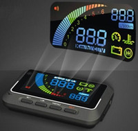 Wholesale Head Up Display ActiSafety Multi Car HUD Show Fuel Consumption Water Temperature Speed