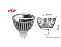 2013 NEW STYLES MR 16 LED SPOT LIGHT LAMP 5W 35D- GU5. 3
