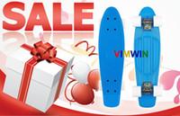Cheap 22 inch Skateboard Penny Nickel Penny skateboard Banana Skateboard Fish Board