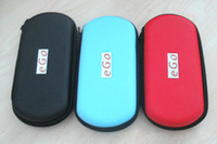 Leather big carry bags - E Cig Ego Zippers XL L M S Size For Electronic Cigarette Big eGo Bags Zipper Carry Case