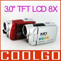 Wholesale HD Digital Video Camera Camcorder Anti Shake MP X HD A70