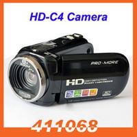 Wholesale 2 inch LED display MP HD P Digital Video Camcorder Camera DV X digital zoom