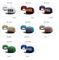 Wholesale BOSS Dollars Snapback Caps Hot Selling Caps Online Discount Sale Store