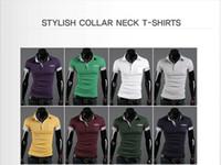 Cheap Men shirt Best Cotton Polo tank