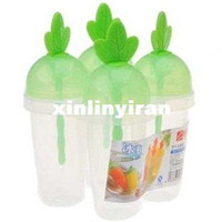 Wholesale Popsicle box DIY Ice cream mould color same as picture best selling dropshipping E029