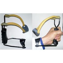 Wholesale 5pcs Powerful Folding Wrist Sling Shot Slingshot Outdoor Hunting High Velocity Brace