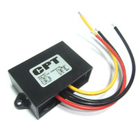 DC 12V/24V (10-35V) DC 6V 7A 42W 5 PCS LOT 7A 42W Buck Converter DC 12V 24V (10-35V) to 6V Step Down Converte Monitoring System Solar Power and DIY ect # 090614