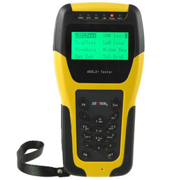 Wholesale ST332B ADSL2 Tester ADSL Tester installation and maintenance tools English H413