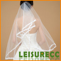 The new bride wedding veil bridal veil lace veil HQ0002