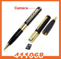 Wholesale HD Pen Spy Camera new sale Micro SD Card Socket Digital Video Recorder with Web Camera SS107568