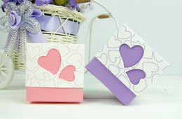 Wholesale Wedding Favor box Marriage Party Boxes candy box