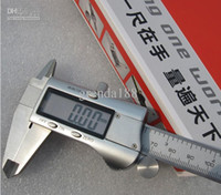 Wholesale Digital vernier calipers NX large screen display metal digital caliper