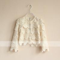 Cheap Jackets baby girl cardigan Best Girl Spring / Autumn kids girl jackets