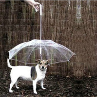 Wholesale 2013 New Dog Supplies Pet umbrella dog umbrell for pet Dog Travel amp Outdoors