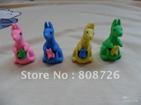 Calligraphy & Fountain Pens animal erasers for sale - FUNNY ERASER ANIMAL STYLE KANGAROO DESIGN G HEIGHT CM FOR SALE