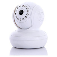 Wholesale 2015 Limited promotion wireless wired Ip Camera WIFI Indoor CMOS Sensor Baby Monitor support Iphone Android Computer CCTV Cameras