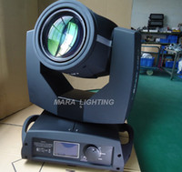 Wholesale Flight Case X W Sharpy Beam Moving Head Light with R Lamp DJ Bar Disco Stage Light DMX512 CH