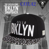 Wholesale 2013 Cayler amp Sons BLKYN hats pink dolphin snapback hat trukfit snapbacks cheap cap boy london frsh fitted caps