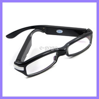 Wholesale 1080P HD Mobile Eyewear Video Voice Recorder Spy Glasses Camera DV DVR fps