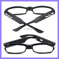 Wholesale Spy Glasses HD P Hidden Camera Eyewear Mini DV Camcorder Video Recorder Mega sunglasses camera V12