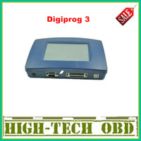 Wholesale 2013 Newest Digiprog III Odometer Programmer with Latest Software V4 Digiprog and Retail