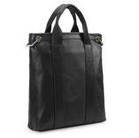 Wholesale Drop shipping Brand GSQ Genuine Leather Briefcase for men Business Messenger Bag