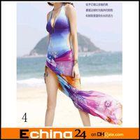 Wholesale Women s Sarong Cover Up Miss Swimwear Beach Scarf Pareo Dress Skirt