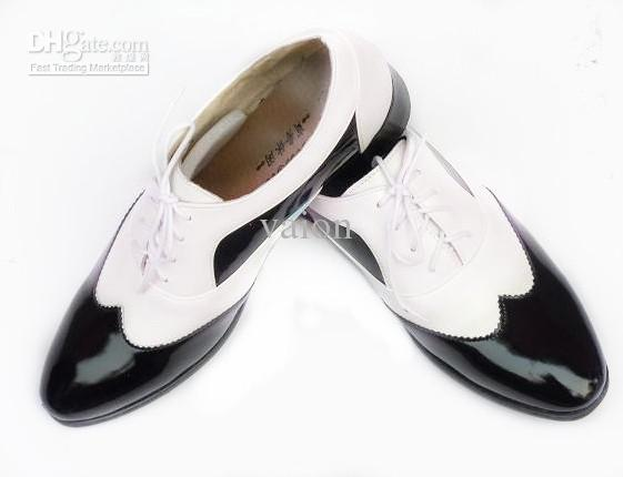 trendsepatupria black and white dress shoes for