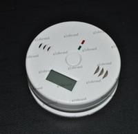Wholesale GHJB1070 Home Security Safety CO Gas Carbon Monoxide Alarm Detector CE Rohs EN50291 retail box