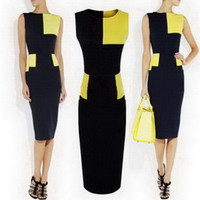 Wholesale Factory Price Cocktail dress for Women Office lady Clothing with