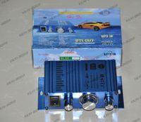 Wholesale LLFA1119 mini power amplifiers Digital Teli A6 Car Amplifier Motorcycle Boat