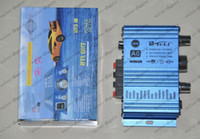 Wholesale high quality mini power amplifiers Digital Teli A6 Car Amplifier Motorcycle Boat DK2190