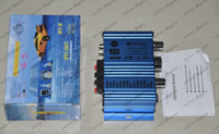 Wholesale high quality mini power amplifiers Digital Teli A6 Car Amplifier Motorcycle Boat DK2189