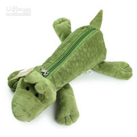 Yes crocodile pen - original design NICI animal series crocodile pencil case pen bag pencil case kids gif