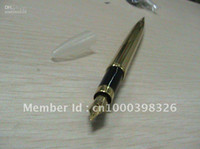Wholesale pieces Golden color fountain pen
