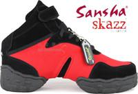 Wholesale Sansha b52 multicolour canvas modern dance shoes jazz shoes jazz shoes sports dance shoes