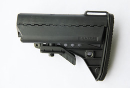 VLTOR Improved Mod stock IMod Stock Black