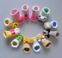 Unisex baby shoe charms - 10 off Charm styles cartoon cotton baby socks first walker shoes toddler shoes shoes sale hot sale socks china shoes pairs J