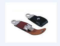 Wholesale 2016 new orange leather Genuine GB GB USB Memory Stick Flash Pen Drive for dv4 TX C0P47PA p