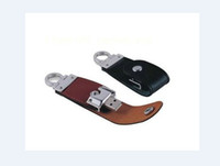 Wholesale 2013 new orange leather Genuine GB GB USB Memory Stick Flash Pen Drive for B042TU C8C74PA Envy tx