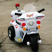 electric tricycle - Electric child motorcycle electric baby md991 electric tricycle police car
