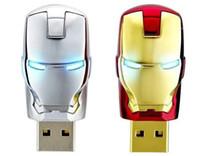 Wholesale GB GB thumb drive usb flash drive Plastic Marvel Iron man for s C8H86PA Pavilion B025AU C8C25PA