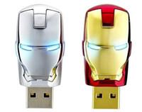 Wholesale GB GB thumb drive usb flash drive Plastic Marvel Iron man for dv4 b01TX C8C75PA s