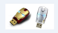 Wholesale 2013 free DHL The Fashion Design Iron Man USB Flash Drive GB GB GB for CQ43 TX QG338PA D7X31PA