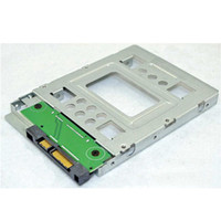 Wholesale 1pcs quot to quot Hard Drive Adapter quot HDD SSD to quot Tray Caddy Converter Rack SAS SATA Gbps PC Server DIY