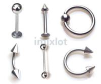 Wholesale Body Jewelry Piercing Fashion Jewelry Body Piercing Jewelry Piercing Jewelry Body Piercing BB03 BB10 BB11 BB15 BB17