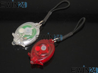 Wholesale 2 In Mini LED Bicycle Bike Safety Flashing Light Lamp New High Quality