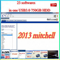23 softwares in 750 GB hdd Alldata 10. 52+ 2013 Mitchell + Bo0s...